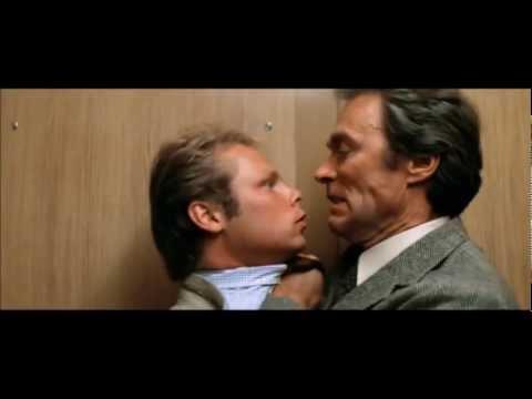 "Ispettore Callaghan (Dirty Harry) - ""piccola merda"""