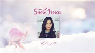 Jisoo (BLACKPINK) Solo Cover - Yuki No Hana (Snow Flower) AUDIO.MP3