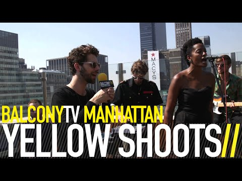 YELLOW SHOOTS  TAME YOU BalconyTV