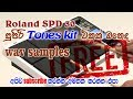 Roland spd 30 / Tones kit free download