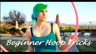 Beginner Hoop Tricks