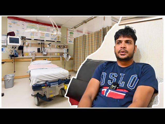 Medical emergency ! London Trip Stopped 😞