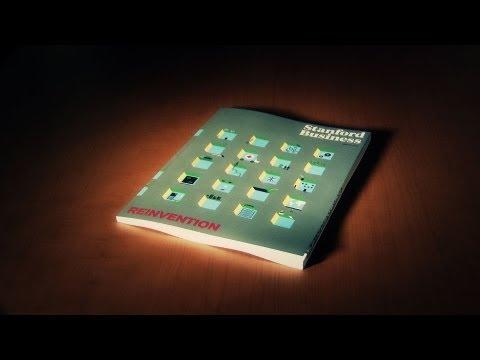 Reinventing Stanford Business Magazine