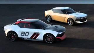 All New 2013 Nissan IDx Nismo Concept