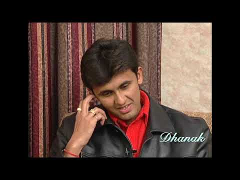 Sonu Nigam Interview by Veena (Dhanak TV USA)
