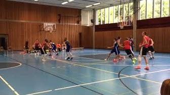 Coupe du Leman : Red Devils Basket / BBC Nyon