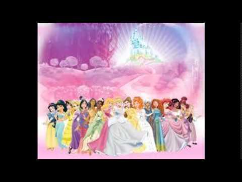Картинки Принцессы Дисней под музыку KANDI