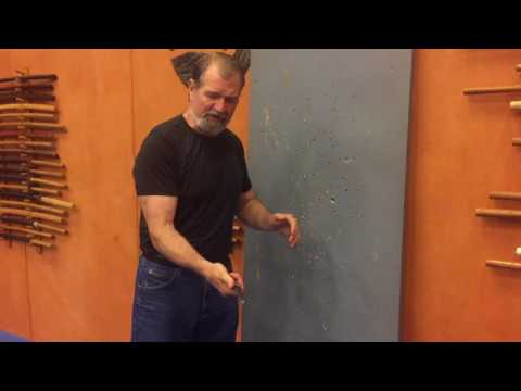 Using the Knife without a guard-James Williams-System of Strategy