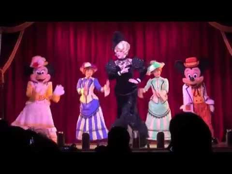 Kellianne Safarik as Slue Foot Sue- Tokyo Disneyland