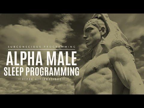 alpha-male-subliminal-sleep-|-alpha-affirmations
