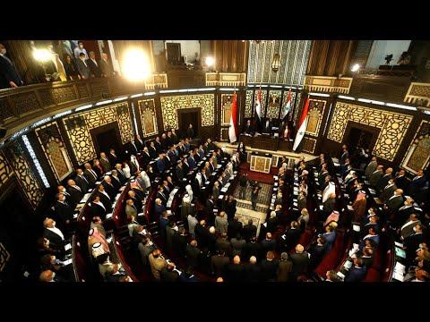 سوريا: مجلس الشعب يحدد 26 مايو موعدا للانتخابات الرئاسية والمعارضة تصفها بـ-المسرحية-  - 18:59-2021 / 4 / 18