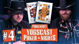 Yogscast Poker Nights | Disco #4 | Tom and Pyrion