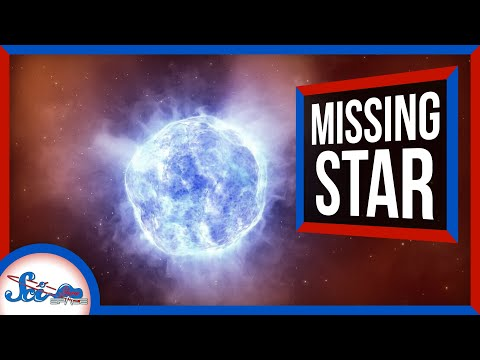This Massive Star Just... Vanished | SciShow News