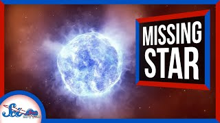 This Massive Star Just... Vanished | SciShow News