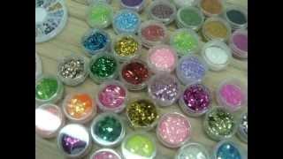 Материалы для наращивания ногтей с сайта Aliexpress