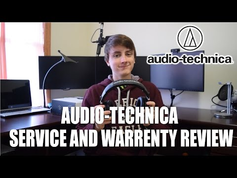 Audio-Technica Customer Service, Warranty And Repair Review!