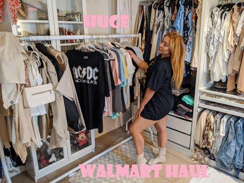huge-basic-summer-walmart-haul-(biker-shorts,-oversize/graphic-tees,-accessories,-+......)