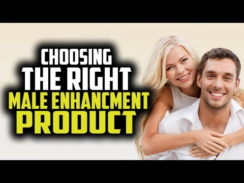 Best Ingredients in Male Enhancement Products