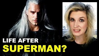 Henry Cavill as The Witcher FIRST LOOK Reaction
