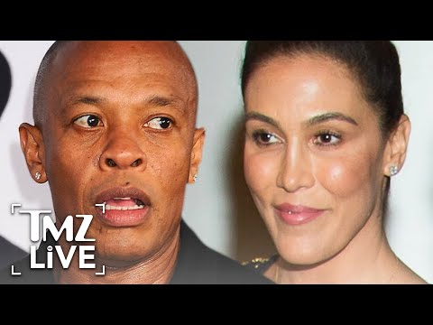 Dr. Dre's Estranged Wife Demands He Sit for 21 Hour Deposition in Divorce | TMZ Live