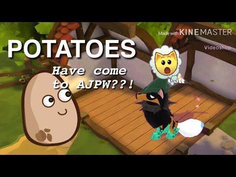 Potatoes Have Come to AJPW??! (and how to get one!)