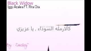 Iggy Azalea - Black Widow FT. Rita Ora (مترجمه الى العربية)