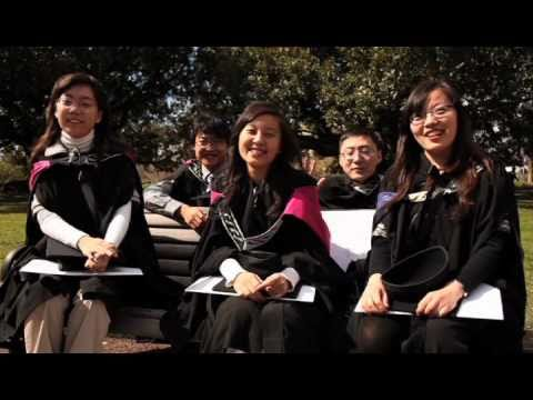 Shandong Economic University students graduate from Unitec