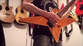 Loudness Guitar Cover / Break New Ground