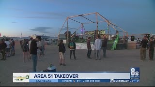 Area 51 takeover, shocks many