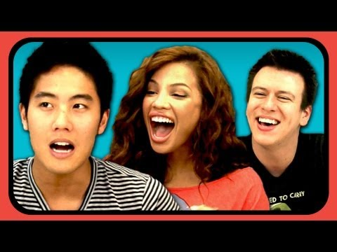 YouTubers React to Viral News Clips (Ain't Nobody Got Time for That, Kai, Charles Ramsey)