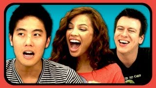 YouTubers React to Viral News Clips (Ain