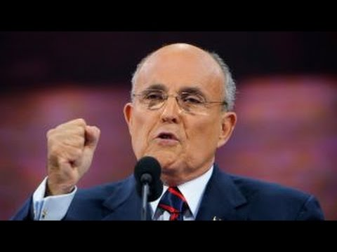 Giuliani out of running for secretary of state