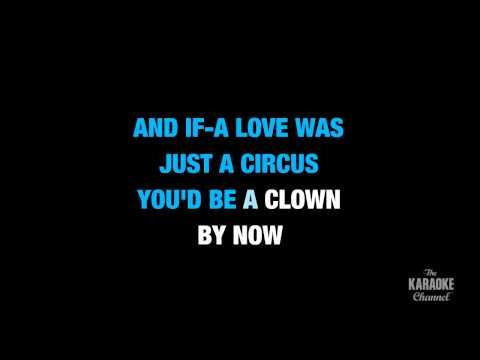 "I'm Still Standing in the Style of ""Elton John"" karaoke video with lyrics (no lead vocal)"