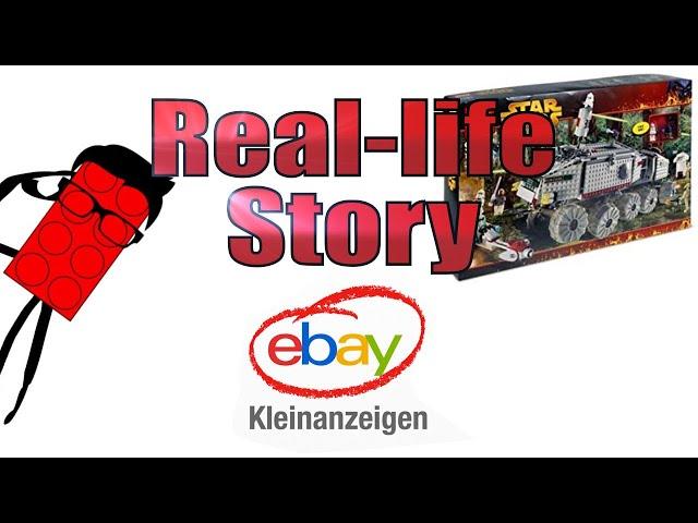 Hat mir Brickstory mein Set weggekauft ? II Real-Life Story