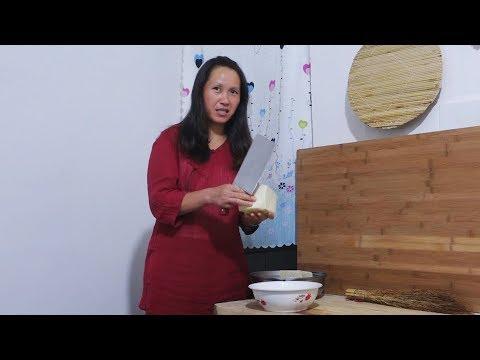 世界上豆腐最简单的吃法,吃过就上瘾,农村妈妈教你做,马上就会