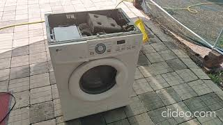 Кап ремонт стиральных машин