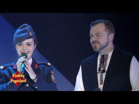 Oana Elena Venţel şi Ionuţ Fulea - Când era ca să-mi petrec (@Vedeta populară)