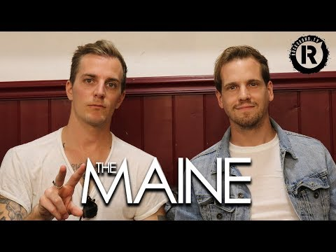 The Maine's John & Kennedy On Their New Album & That Twitter Ban