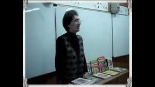 Библиотечный урок в 3-А классе УВК №6.avi