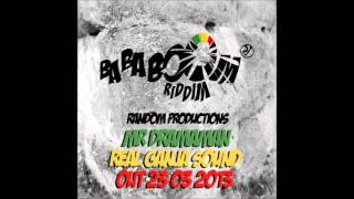Mr.DramaMan - Real Ganja Sound [Bababoom Riddim] + Lyrics