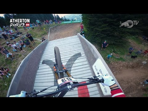 GoPro: Gee Atherton Finals Run Lenzerheide 2017