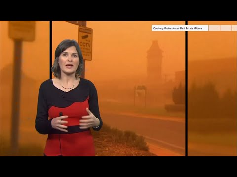 Weather Events 2019 – Bush fires, torrential rains & snow (Global) – BBC – 21st November 2019
