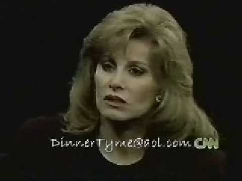 Part 2 of 3 - Robert Wagner and Stefanie Powers - Larry King Interview