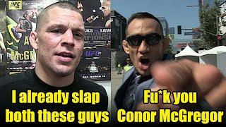 MMA fighters react on Conor McGregor's bus attack