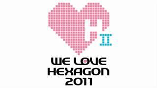 星の雫(WE LOVE ヘキサゴン 2011より)/フレンズ