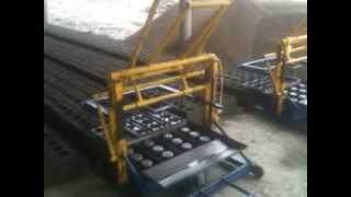 Оборудование для производства шлакоблоков(Оборудование для бизнеса: станки для производства шлакоблоков, полублоков, керамзитоблоков, стеновых блок..., 2014-04-09T13:12:45.000Z)