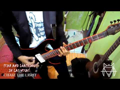 FEAR AND LOATHING IN LAS VEGAS - CHASE THE LIGHT Guitar cover by Mae