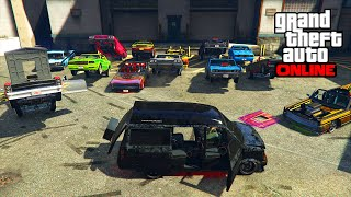 CHASSE AUX LOWRIDERS GTA 5 ONLINE