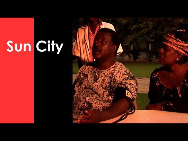 RETRO DAYS - Sun City - Community Service  | TV SERIES GHANA