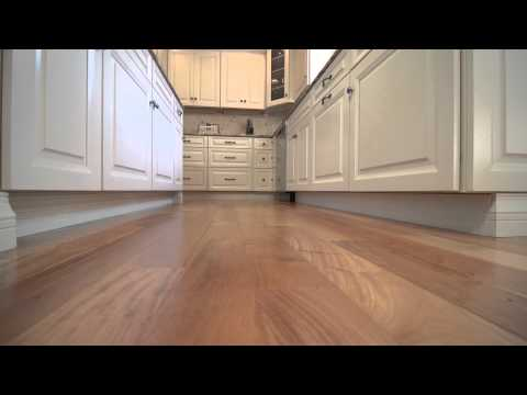 Advantages & Trends in Wood Flooring | A review from KLM Builders